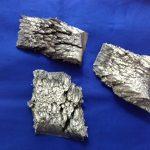 Distilled Dendritic Scandium Metal