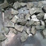 reduced scandium metal